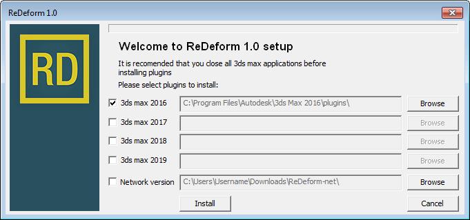 RD :: RD Installation - Helpdesk