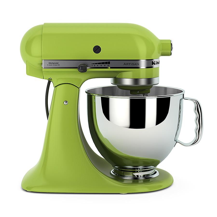 KitchenAid stand mixer Artisan 3d model