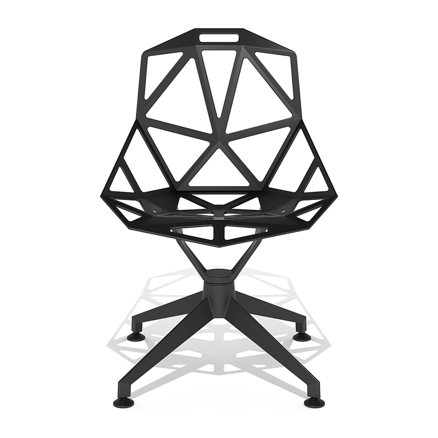 Magis chair one 4star 3d model for Magis chair one