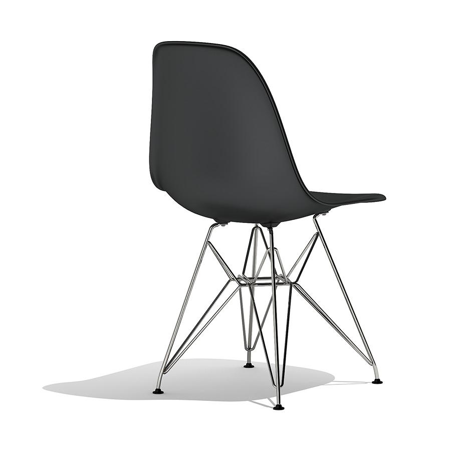 Eames Plastic Side Chair Dsr 3d Model
