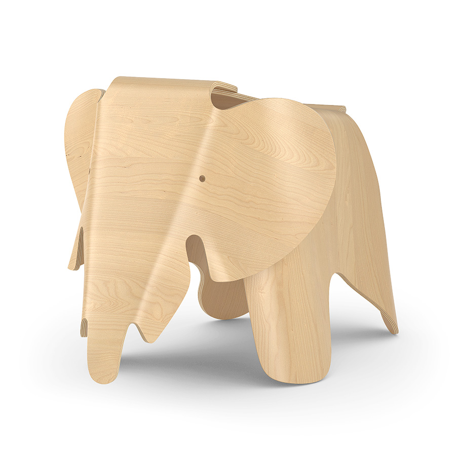 Super Vitra Eames Elephant 3D Model Gmtry Best Dining Table And Chair Ideas Images Gmtryco