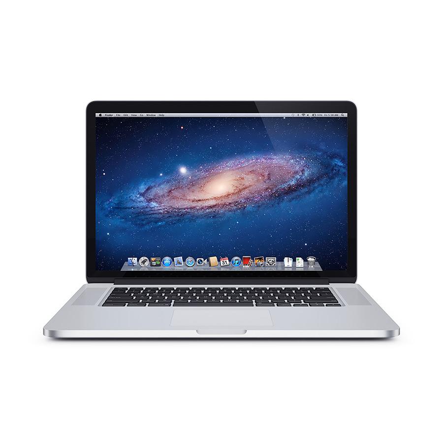 free apple macbook 3d model