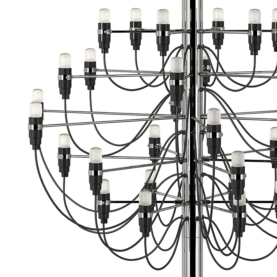 Chandelier 3d Model Wiring In Parallel 0306