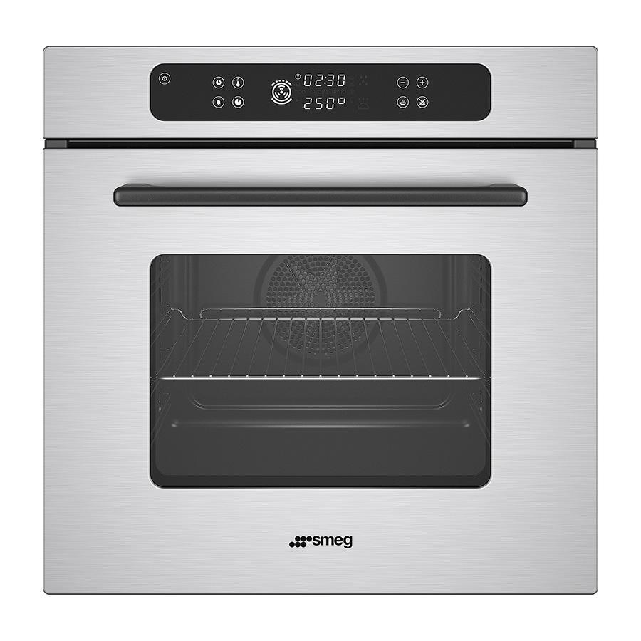 Smeg Newson oven 3d model